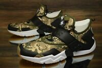 "Nike Air Huarache Drift PRM ""Camo"" AH7335-301 Men's Shoes Multi Size NEW"