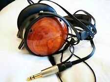 Audeze LCD-XC planar magnetic headphones with stand, used