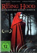 Red Riding Hood - Rotkäppchen kehrt zurück - NEU DVD Box - Fantasy