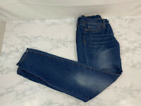 Mudd Jeggings Skinny Jeans Juniors Size 5 Blue Stretch Dark Wash Denim Pants O