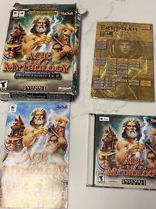 Age Of Mythology MacSoft Apple 2003