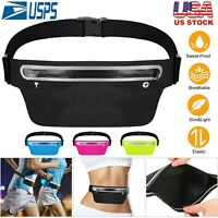 MATEPROX Slim Running Belt Waist Pack Bag,Ultra Light Bounce Free Waist Pouch,Water Resistant Belt Fanny Pack for Hiking Fitness,Adjustable Running Pouch for All Kinds of Phones