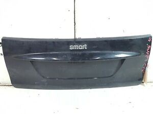2008 - 2016 SMART FORTWO REAR TAILGATE TRUNK LID BACK PANEL OEM USED