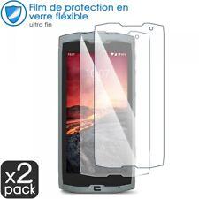 Glas Bremsschläuche Bremsschlauch Härtegrad 9H für Smartphone Crosscall CORE-M4