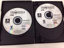 Final Fantasy IX (Sony PlayStation 1, 2000) - Discs Only - Contains all 4 Discs!