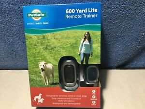 🌟Pet Safe 600 Yard Remote Trainer PDT00-16027 for Sensitive, Timid & Small Dogs