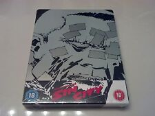 Sin City STEELBOOK (Blu-ray, UK Import) REGION FREE ***SEALED***