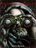 JETHRO TULL 1979 STORMWATCH TOUR CONCERT PROGRAM BOOK / IAN ANDERSON / EX 2 NMT