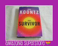 DEAN KOONTZ:  Sole Survivor  HARDBOUND SUPER SALE!