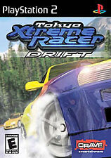 Tokyo Extreme Racing Drift PLAYSTATION 2 (PS2) Sports (Video Game)