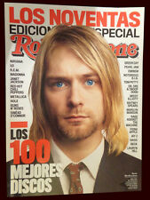 Kurt Cobain - 1990's Rolling Stone Special Magazine Argentina