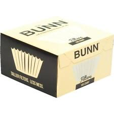 New Bunn Coffee Filters Home Brewer BCF100-B 100 Count Box *