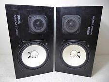 YAMAHA NS-10M PROFESSIONAL STUDIO MONITORS EXCELLENT WORKING CONDITION LQQK !