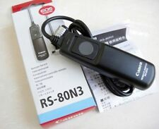 CANON 40D 50D 7D 5D Mark II III RS-80N3 Timer Release Remote Control Switch