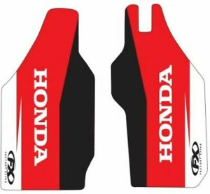 Factory Effex Honda Fork Sticker Decal CR125 CR250 CR500 CRF250R 17-40320 Red