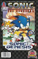 Sonic The Hedgehog Comic Issue 227 Modern Age First Print 2011 Ian Flynn Yardley