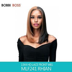Bobbi Boss 13X4 Deep Lace Front Wig - MLF241 RHIAN