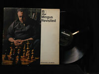 Charles Mingus-Mingus Revisited-Limelight 82015-MONO