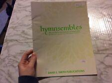 Hymnsembles Instrumental Arrangements Harold Burgmayer Volume 1 Book 2