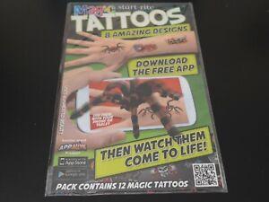 Magic Temporary Tattoos