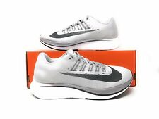 4005ef7172 Nike Zoom Fly Men s Running Shoes Vast Grey White Anthracite 880848-002  Size 7