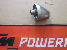 Akrapovic Endkappe DB Killer eater Auspuff KTM LC4 625 640 660 2005 EXC SMR SX