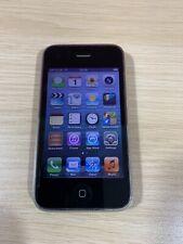 Apple iPhone 3GS - 8GB - Black (O2) A1303