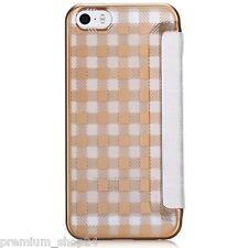 MOMAX haute couture Book Case Livre sac iPhone se sac portable en blanc