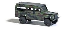 Busch 8377  Land Rover Militär spur n 1:160