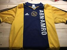 ThrOw back ADIDAS AJAX AMSTERDAM Away 2000/2001 Men's Jersey Shirt Medium.
