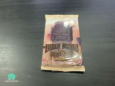 Pine Box Sealed Booster - Deadlands Doomtown CCG TCG