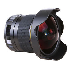 8mm f/3.5 Fisheye Lens Super Wide Angle Gran Angular for Nikon D7000 D5000 D5200