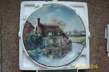 """The Hamilton Collection - """"Murrle Cottage"""" Collector Plate"""