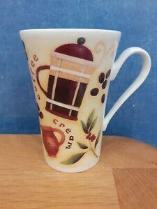 Fine Bone China Just Coffee Mug by Roy Kirkham.