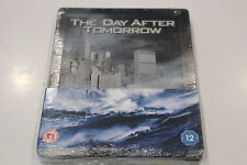 """""""New"""" The Day After Tomorrow - Limited Edition Steelbook Bluray - Region ABC"""