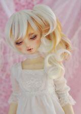 Bjd Doll Wig 1/3 8-9 Dal Pullip AOD DZ AE SD DOD LUTS Dollfie Toy Hair