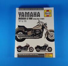 YAMAHA XVS650 & 1100 (DRAG STAR, V-STAR) '97 TO '05 (HAYNES By Ken Freund