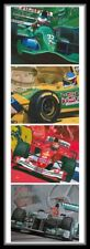 Canvas Michael Schumacher's F1 teams by Toon Nagtegaal (LEF) Vertical