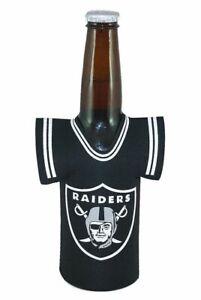 Las Vegas Raiders NFL Bottle Jersey Koozie Coozie Football Drink Holder