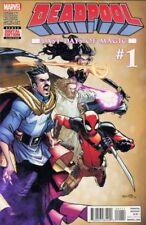 Marvel Comics Deadpool Last Days of Magic #1 2016 NM First Printing
