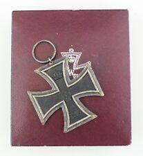 Cruz de hierro 2. clase en estuche