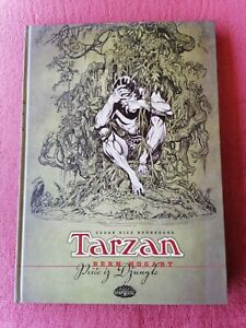 TARZAN Burne Hogart VOL.2 Exclusive hardcover edition DARKWOOD SERBIA