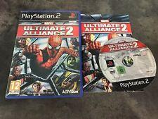 PS2 : marvel ultimate alliance 2