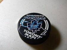 Dimitri Yuskevich Toronto Maple Leafs Autographed Hockey Puck W/COA B