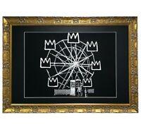 BANKSY - Jean-Michel Basquiat - High Res, Museum Grade, 310gsm Heavyweight Print