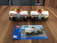 Lego 7939   3677   7898   60052 Octanwaggon  Komplett Mit Ba 2 Stück Anschauen
