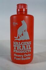 Rare Nalgene Fuel Bottle 32oz 1000ml 1L w/Pour Spout Camping Kayaking Touring
