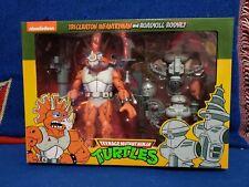 Neca TMNT Teenage Mutant Ninja Turtles Triceraton  And Rodney 2 Pack Target