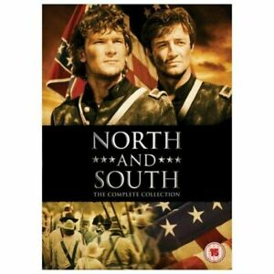 NORTH AND SOUTH The Complete Series DVD (Region 4) Season 1 2 3