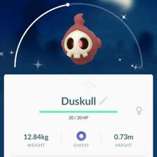 Pokemon Go Shiny Duskull [TRADE OFFER] 100% safe